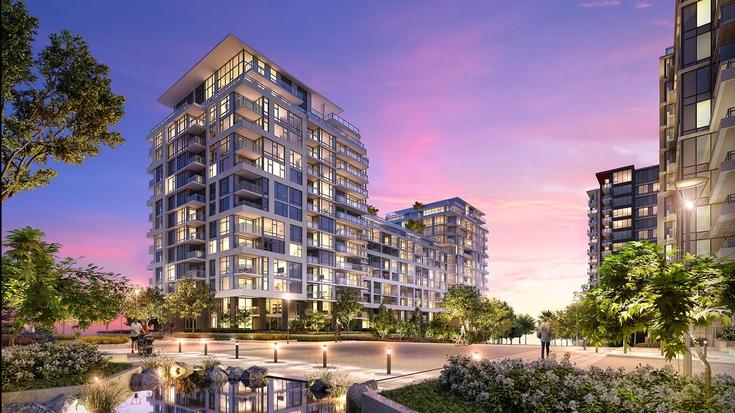 Concord Gardens - Central Estates Apartments for Rent, 3233 Ketcheson Road, Richmond, BC - 1