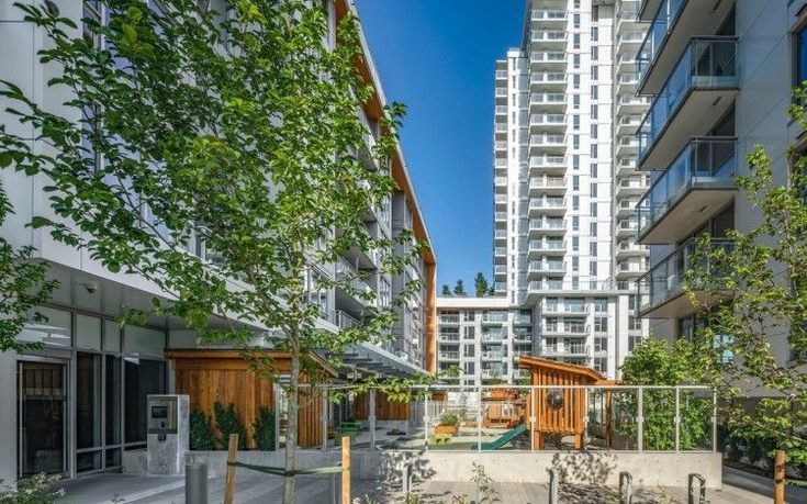 W1 North Tower Apartments for Rent, 8080 Nunavut Lane, Vancouver, BC - 1