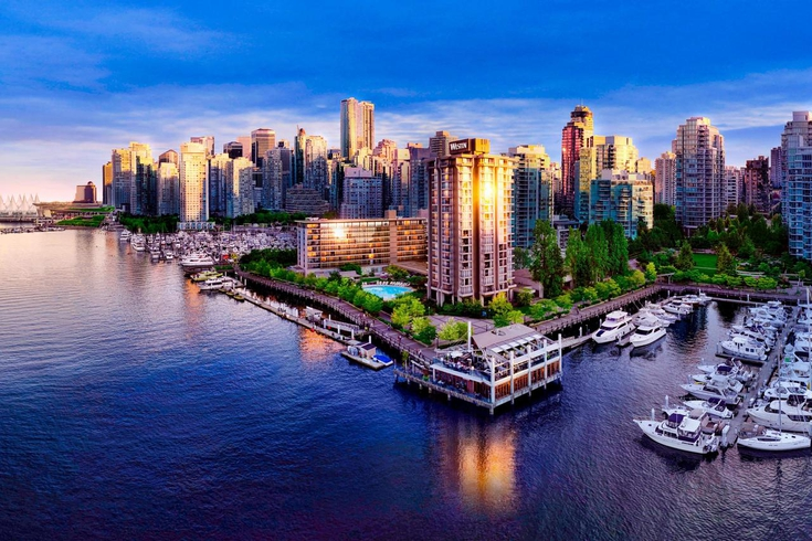 The  Westin Bayshore Vancouver Apartments for Rent, 1601 Bayshore Dr, Vancouver, BC - 16