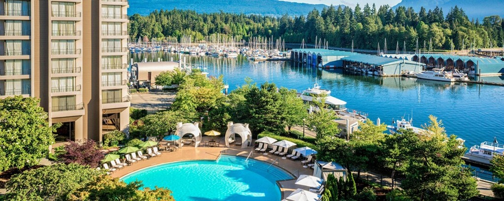 The  Westin Bayshore Vancouver Apartments for Rent, 1601 Bayshore Dr, Vancouver, BC - 26