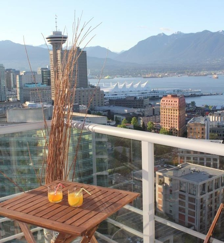1 Bedroom Apartment for Rent in Spectrum 4, 602 Citadel Parade, Vancouver, BC - 11