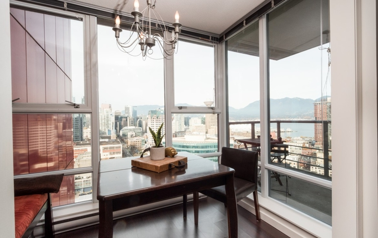 1 Bedroom Apartment for Rent in Spectrum 4, 602 Citadel Parade, Vancouver, BC - 2