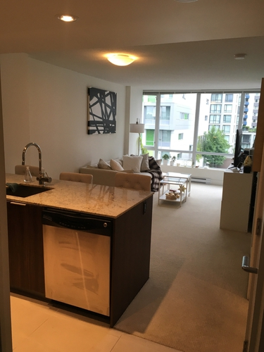 1 Bedroom Apartment for Rent in Richards, 1088 Richards Street, Vancouver, BC - 7