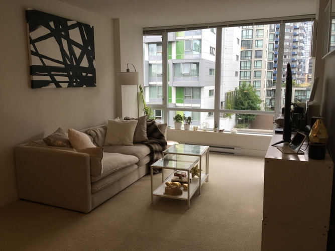 1 Bedroom Apartment for Rent in Richards, 1088 Richards Street, Vancouver, BC - 5