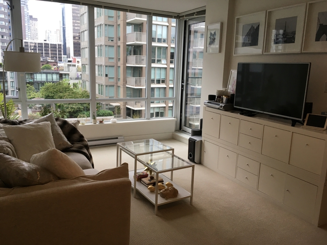 1 Bedroom Apartment for Rent in Richards, 1088 Richards Street, Vancouver, BC - 6