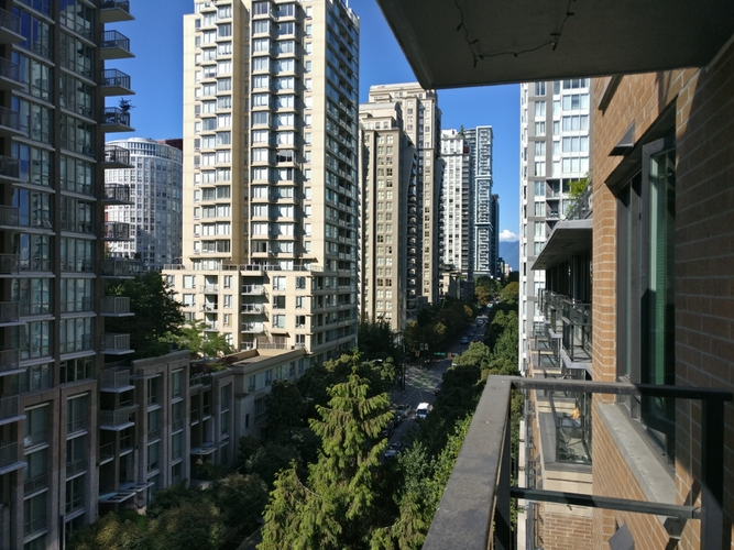 1 Bedroom Apartment for Rent in Richards, 1088 Richards Street, Vancouver, BC - 9