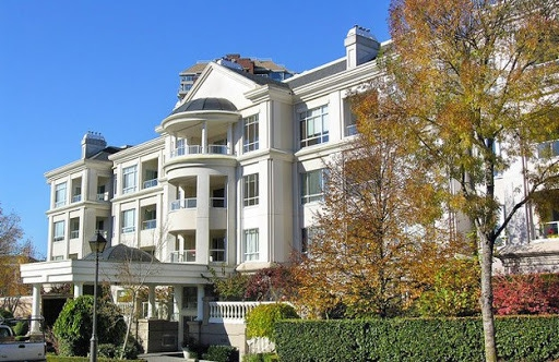 2 Bedrooms Suite for Rent in The Bristol, 5735 Hampton Place, Vancouver, BC - 2